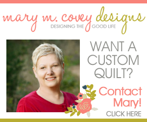 Custom Quilts by Mary Covey Designs Quilting