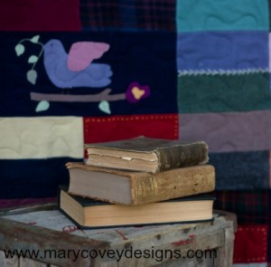 Wool Partridge Quilt